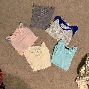 Women's Lot of Shirts Size Small